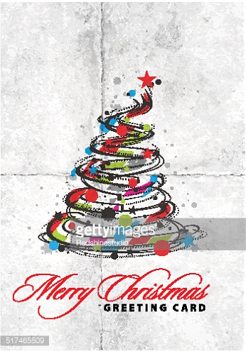 new year and for christmas design