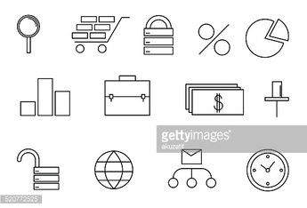 Business Icon Set 3