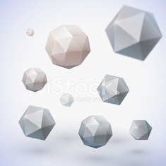 Geometrical abstract background.