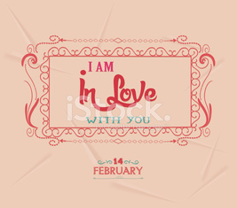 valentine i am in love with you