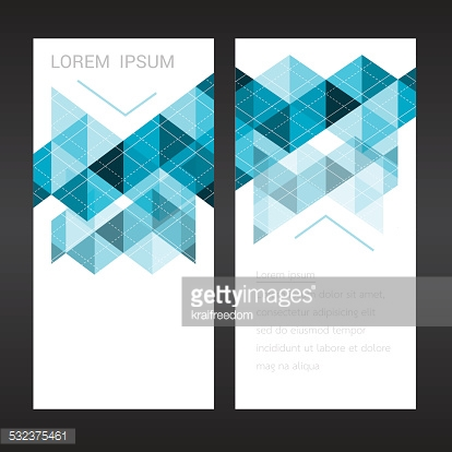 Abstract colorful geometric triangular backgrounds. vector modern flyer.