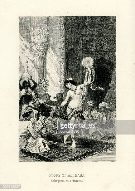 1001 Arabian Nights - Ali Baba and the Forty Thieves