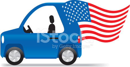 USA little car