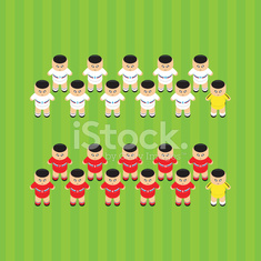 soccer players Russia