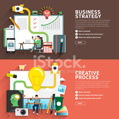 Business Strategy & Creative Process
