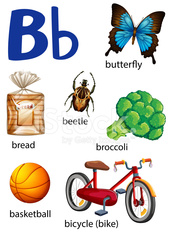 Things that start with the letter B