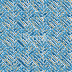 Vector seamless texture with abstract leaves