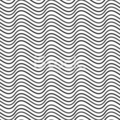 Flat gray with horizontal wave texture