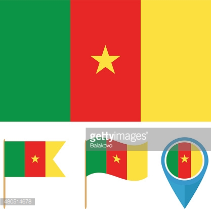 Cameroon,country flag