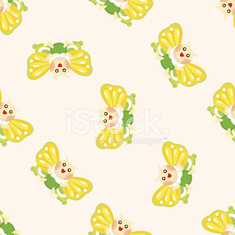 butterfly ,seamless pattern