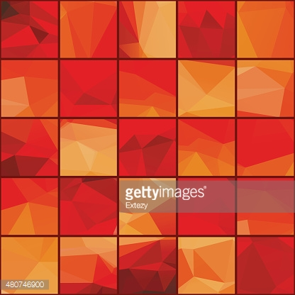 Abstract Geometric colorful vector background