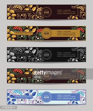 Set of stickers, labels, tags. Vector templates .