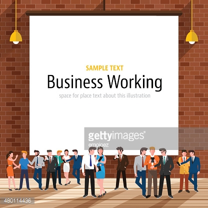 Business workplace