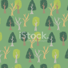 forest pattern.