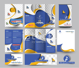 School Business Stationery