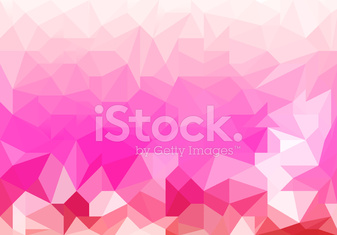Pink rose abstract geometric background texture.