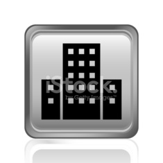 Office Building icon on a square button.