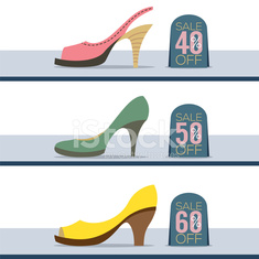 Colorful High Heel Shoes On Sale