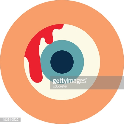 Target Colored Vector Icon