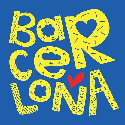 Barcelona Spain Design