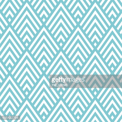 Big triangle chevron pattern background