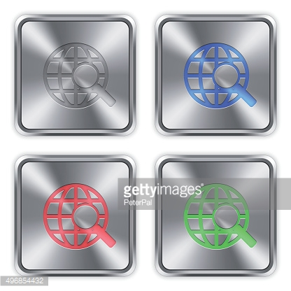 Color web search steel buttons