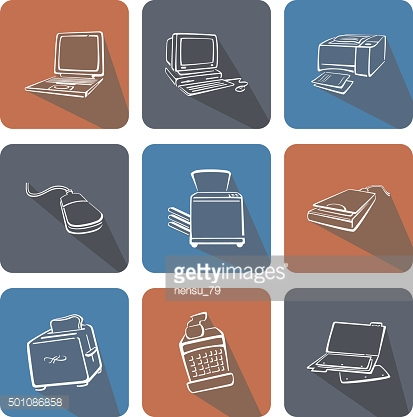 icons computer tools
