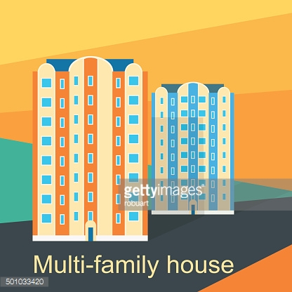 Multi-Family House Design Flat
