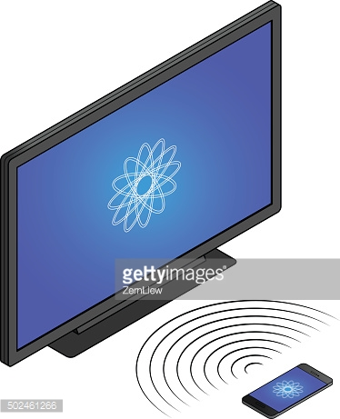 Mobile to TV Connection