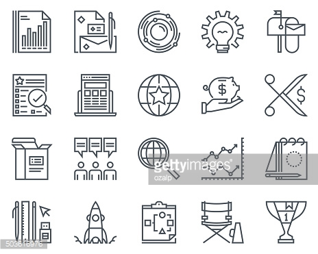 Start up business icon