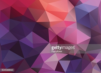 Abstract background of triangles polygon wallpaper. Web design