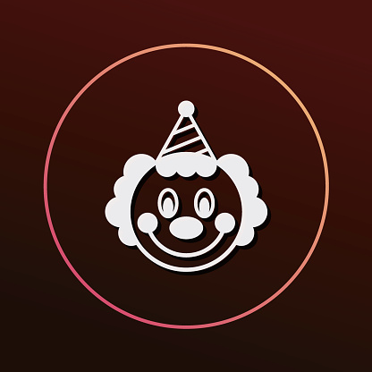 birthday character icon
