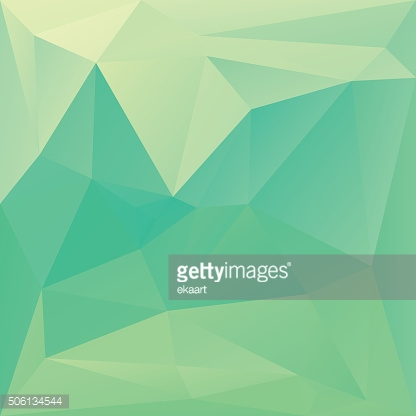 Polygonal mosaic abstract geometry background landscape