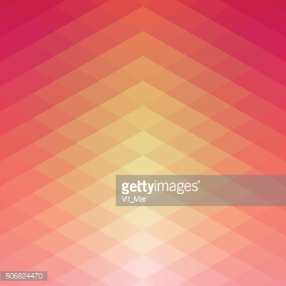 Abstract polygon background in modern style.