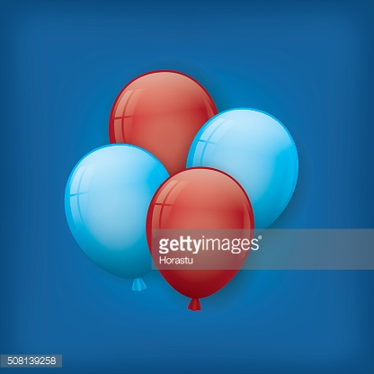 USA balloon icon