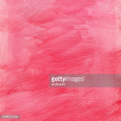 Textured pink background with brush strokes