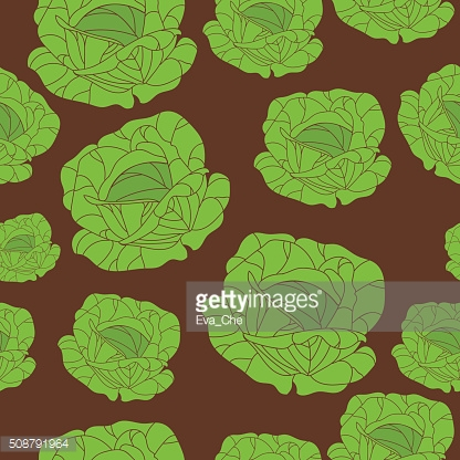 Seamless texture of the cabbage. Vegetarianism, healthy lifestyle