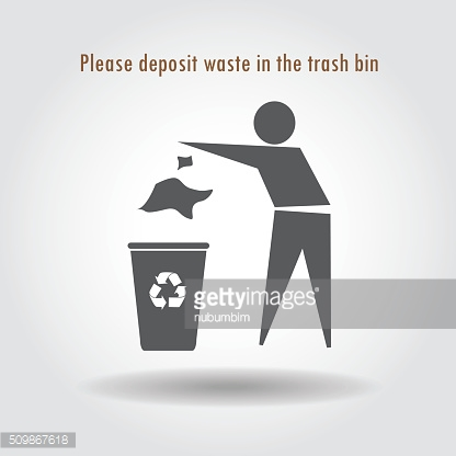 Bin,recycle icon