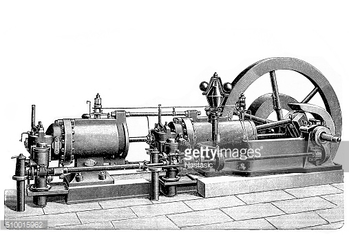 The Körting Double-Acting Gas Engine