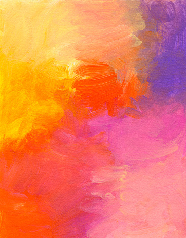 abstract hand painted gradient texture