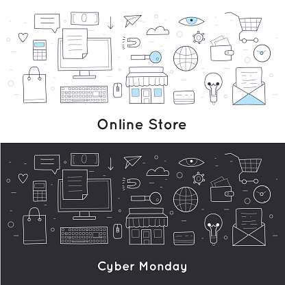 Doodle On-line shopping