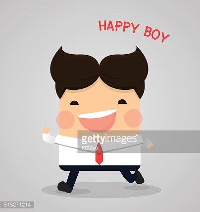 Young businessman, Business concept