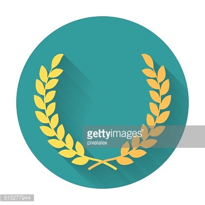 Laurel Wreath flat icon