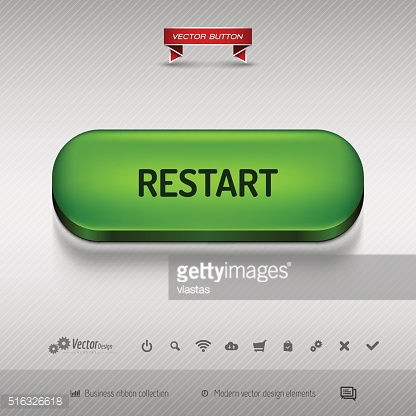Green button for webdesign or app. Vector design elements.