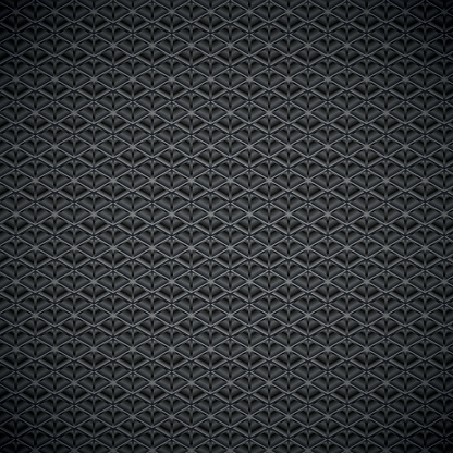 Abstract background with hexagon elements vector illustration