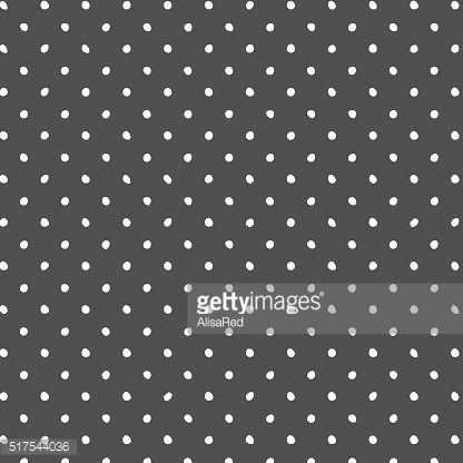 Abstract light grey vector background with polka-dots