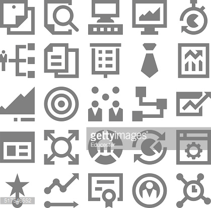 Project Management Vector Icons 4