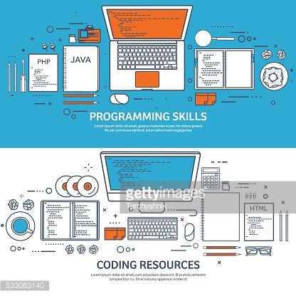 Lined programming,coding. Outline Flat computing background. Code, hardware,software