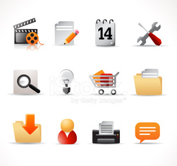 web and multimedia icons 1