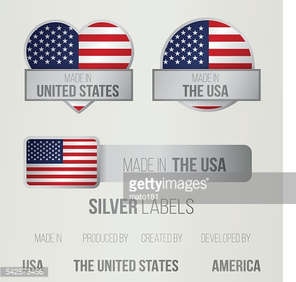 United States labels